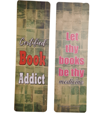 Addicted Reader's Bookmarks